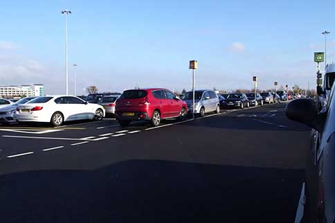 Birmingham-Airport-Car-Park-2-and-3-Spaces
