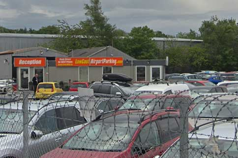 Edinburgh-Airport-Low-Cost-Park-and-Ride-Reception