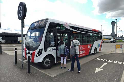 Edinburgh-Airport-Secure-Airparks-Bus-Stop