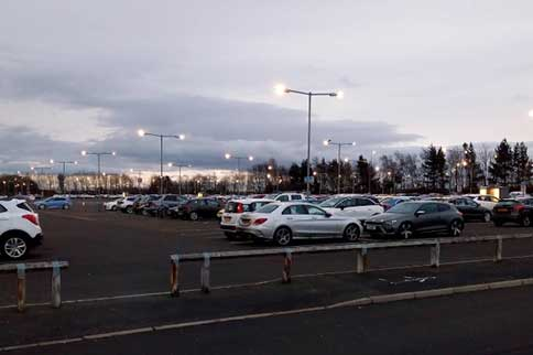 Newcastle-Airport-Long-Stay-Car-Park-Spaces