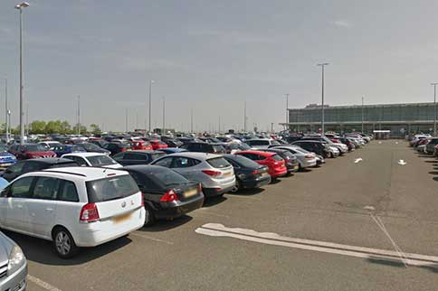 Newcastle-Airport-Short-Stay-Cars