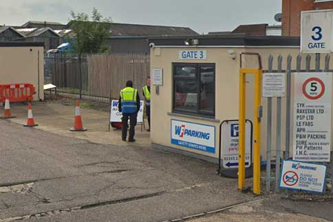 Southampton-Airport-WFParking-Entrance
