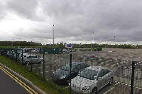 Durham-Tees-Valley-On-Airport-Parking-Spaces