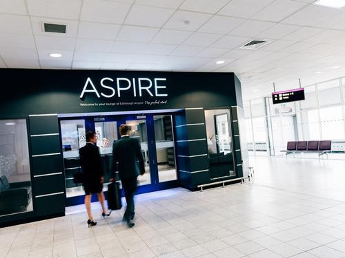 Aspire Lounge Edinburgh
