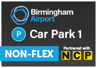 BHX Car Park 1 NON FLEX