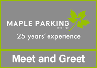 Maple Parking Edinburgh Meet & Greet