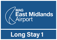 East Midlands airport Long Stay 1 car park