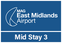 East Midlands Mid Stay 3 car parks