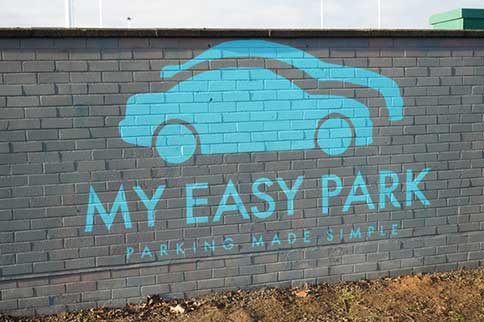 Glasgow-My-Easy-Park-Signage