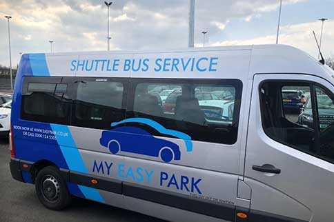 Glasgow-My-Easy-Park-Transfer