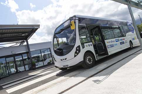 Glasgow-Skyport-Park-and-Ride-Bus