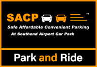 SACP Park and Ride logo