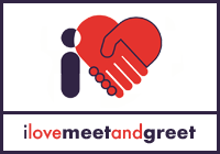I Love Meet and Greet Stansted logo