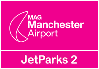 Jet Parks 2 Manchester Airport logo