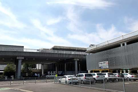 Manchester-Airport-Multi-Storey-T2-East-Building