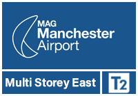 Manchester Airport T2 Multi-Storey East logo
