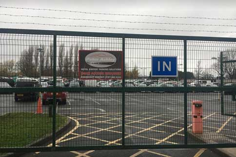 Manchester-Airport-Peter-Ashley-Priority-Parking-Entrance