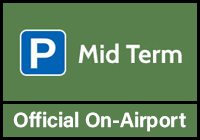 Luton Airport Mid Term Parking logo
