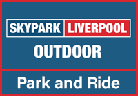 Liverpool Skypark Outdoor Park and Ride logo