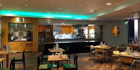 LHR Holiday inn Ariel Bar