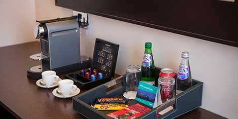 LHR Thistle Hotel Amenities