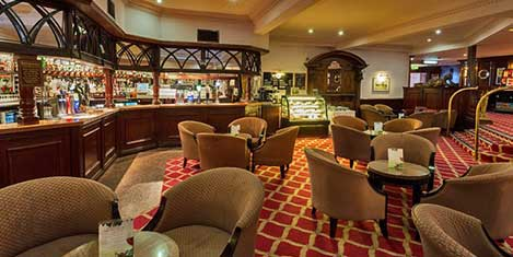 MAN Britannia Country House Hotel Bar