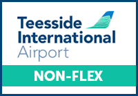 Teesside International On-Airport - NON-FLEX