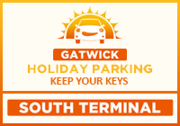Holiday Parking South Terminal - Keep Your Keys logo