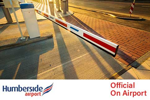 Humberside-On-Airport-Parking-Barrier