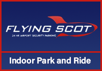 Glasgow Flying Scot Indoor Logo