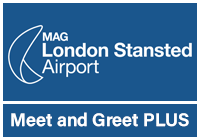 Stansted Airport Meet & Greet Plus logo