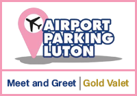 Airport Parking Luton Meet & Greet Gold Valet Service Logo