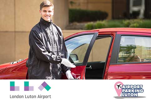 Airport Parking Luton Meet & Greet Gold Valet Service