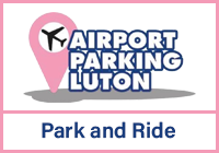 Airport Parking Luton Park and Ride logo