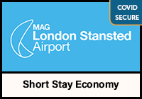 Stansted Short Stay Economy logo