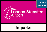 JetParks Stansted logo