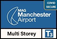Manchester Airport T3 Multi-Storey logo