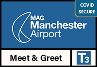 Manchester Airport Meet and Greet T3 logo