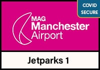 Jet Parks 1 Manchester Airport logo